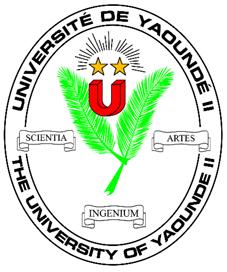 Université de Yaoundé II logo