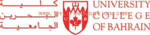University College of Bahrain Logo