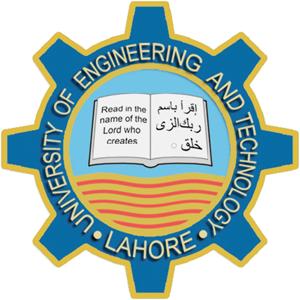 University of Engineering & Technology, Lahore logo