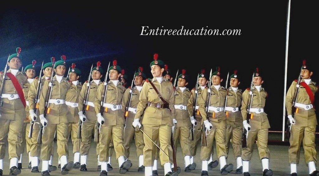 join pak army as captain 2014