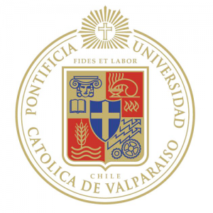 Pontificia Universidad Católica de Valparaíso logo