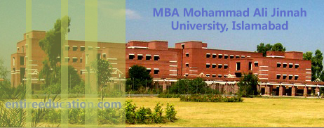 Which University Is Best For MBA in Islamabad