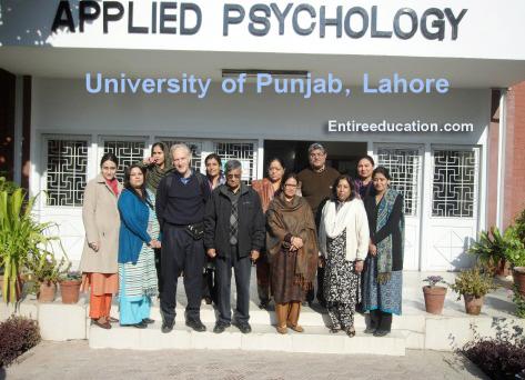 Best Universities In Pakistan For Psychology