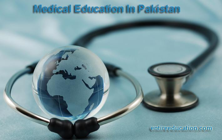 Medical Education In Pakistan