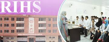Rawal Institute of Health Sciences Islamabad Admission