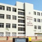 Federal Medical & Dental College Islamabad Admission 2021 Last Date