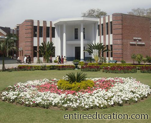 UET Lahore is best for Architecture in Pakistan
