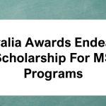 Scholarship For Pakistani Students In Australia Undergraduate, Graduate, MPhil, Ph.D