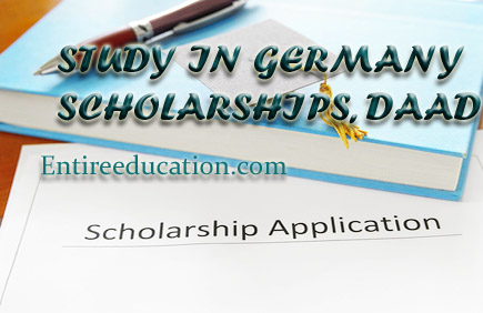 Get International Scholarships 2020 For Pakistani Students in Germany