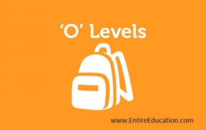 Cambridge O levels for Students In Pakistan and Abroad