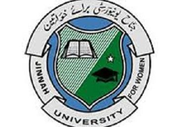 Jinnah University For Women Admission 2020 Last date and Fee Structure