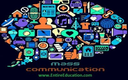 Scope of BA Mass Communication For Career and Jobs