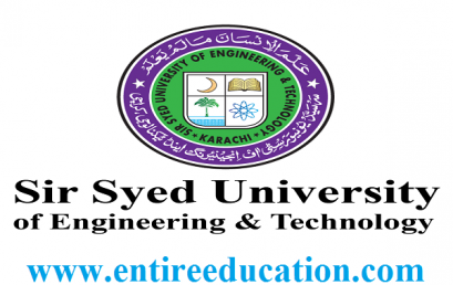 Sir Syed University Admission 2020 Last date (SSUET), Fee Structure