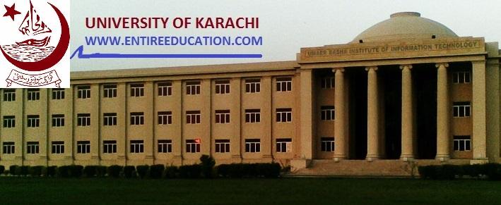 Karachi University Merit List 2020  for UOK Entry Test Result