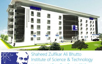 SZABIST Merit List and Entry Test Results for Admissions 2019