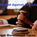 5 Year Law Comes To An End, Student Against The Law of Punjab Government