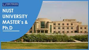 NUST University Admissions 2021 for Graduate and PhD Programs