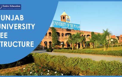 Punjab University Fee Structure 2020 For Undergraduate BS, Masters MS, PhD