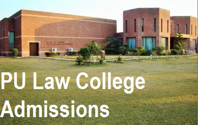 Punjab University Law College Admission 2020 Last date Fee Structure and Eligibility Criteria