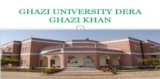 Ghazi University Admission 2021 Last date Eligibility Fee Structure