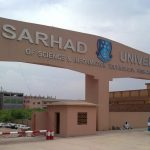 Sarhad University Peshawar Admission 2021 Last Date Eligibility, Form