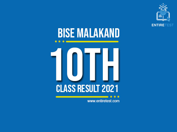 BISE Malakand 10th Class Result 2021 – Malakand Board Matric Result