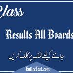 11th Class Result 2021 - ICS, FSC, FA, ICOM - 1st Year Result