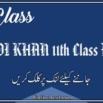 BISE DI KHAN 11th Class Result 2021 - FSC, ICOM, ICS, FA