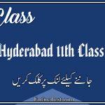BISE Hyderabad 11th Class Result 2021 - FSC, ICOM, ICS, FA