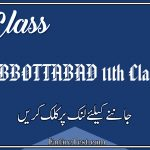 BISE ABBOTTABAD 11th Class Result 2021 - FSC, ICOM, ICS, FA