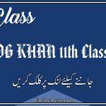 BISE DG KHAN 11th Class Result 2021 - FSC, ICOM, ICS, FA