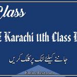 BISE Karachi 11th Class Result 2021 - FSC, ICOM, ICS, FA