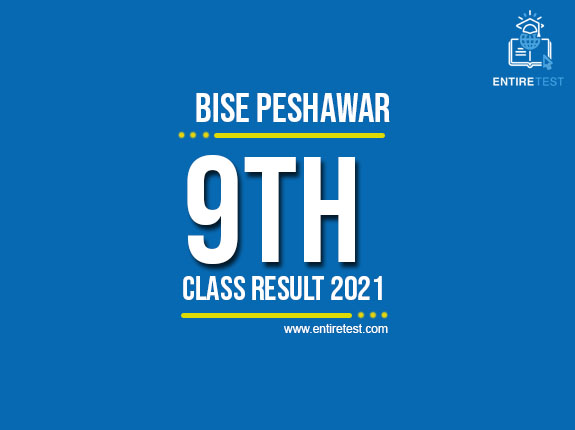 BISE Peshawar 9th Class Result 2021 – SSC Part 1 Result – Check Online